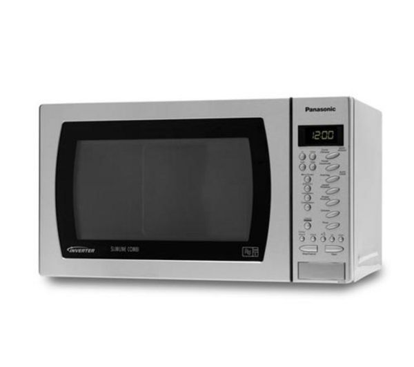 Panasonic NNCT579SBPQ Combination Microwave  Silver Silver