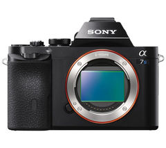 SONY a7S Compact System Camera - Body Only