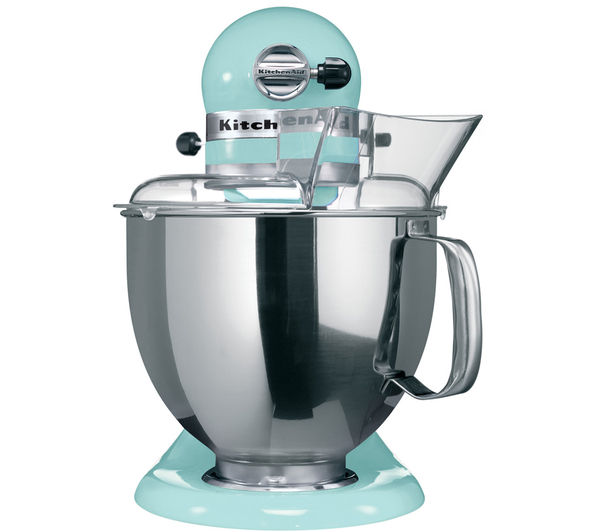 Kitchenaid 5ksm150psbic Artisan Stand Mixer Ice Blue