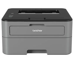 BROTHER HL2300D Monochrome Laser Printer - Black