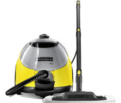KARCHER SC5 Steam Cleaner - Yellow & Black