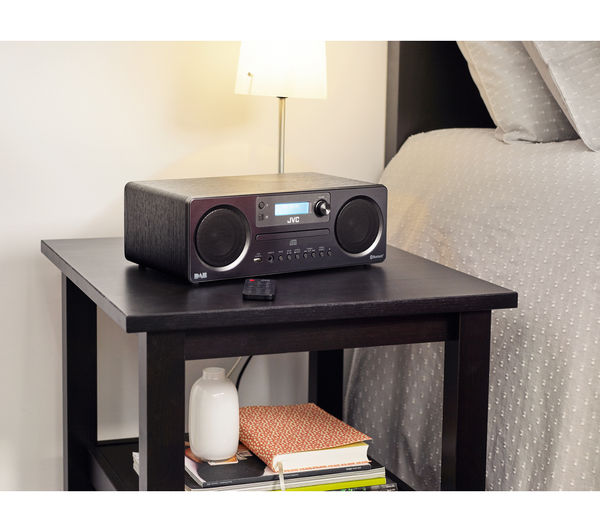 Image of JVC RD-D70 Wireless Traditional Hi-Fi System - with USB Connector
