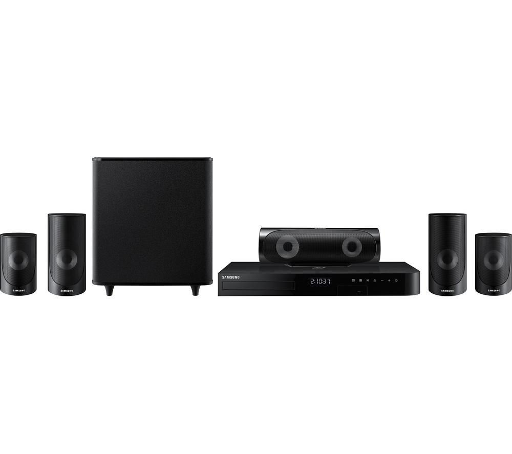 SAMSUNG HT-J5500 5.1 Smart 3D Blu-ray & DVD Home Cinema System