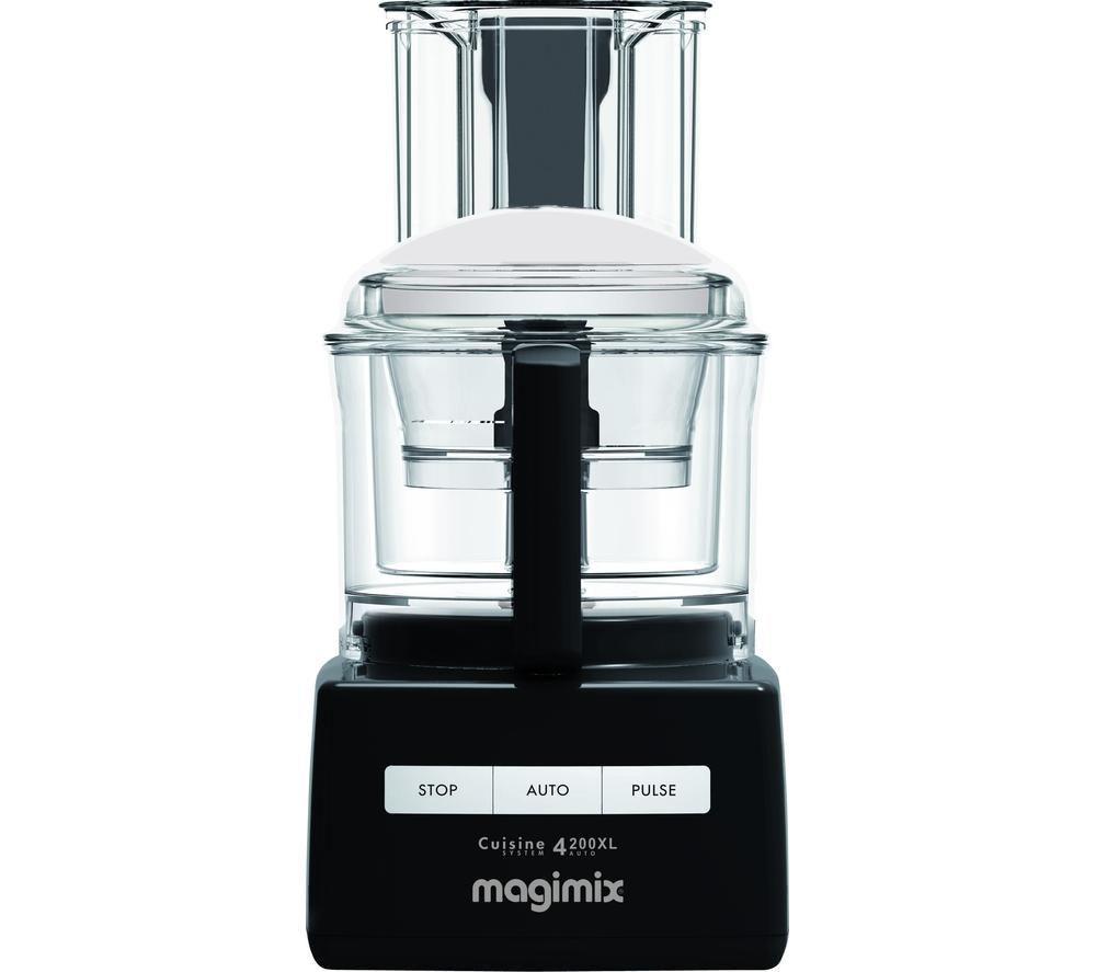 MAGIMIX BlenderMix 4200XL Food Processor - Black