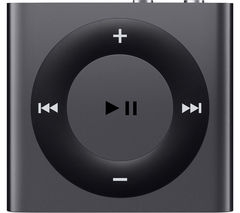 APPLE iPod shuffle - 2 GB, 5th generation, Space Gray