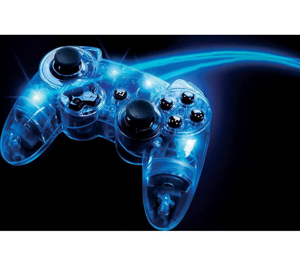 AFTERGLOW PS3 Wireless Controller - Clear