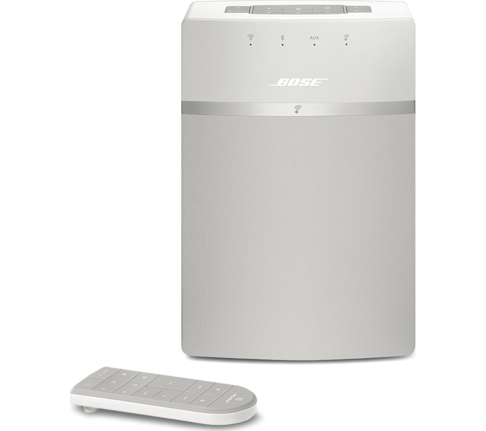 BOSE  SoundTouch 10 Wireless Smart Sound Multi-Room Speaker