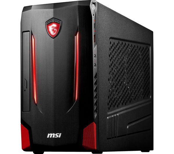 msi nightblade mi2 006uk gaming pc deals pc world. Black Bedroom Furniture Sets. Home Design Ideas