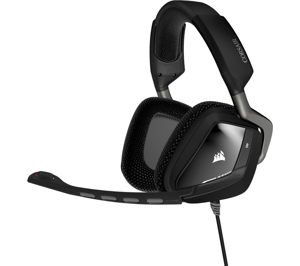 CORSAIR VOID USB RGB 7.1 Gaming Headset - Black