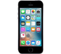 APPLE iPhone SE - 64 GB, Space Grey