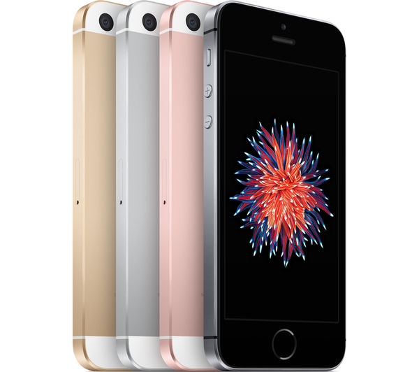 apple iphone se 64 gb space grey deals pc world. Black Bedroom Furniture Sets. Home Design Ideas
