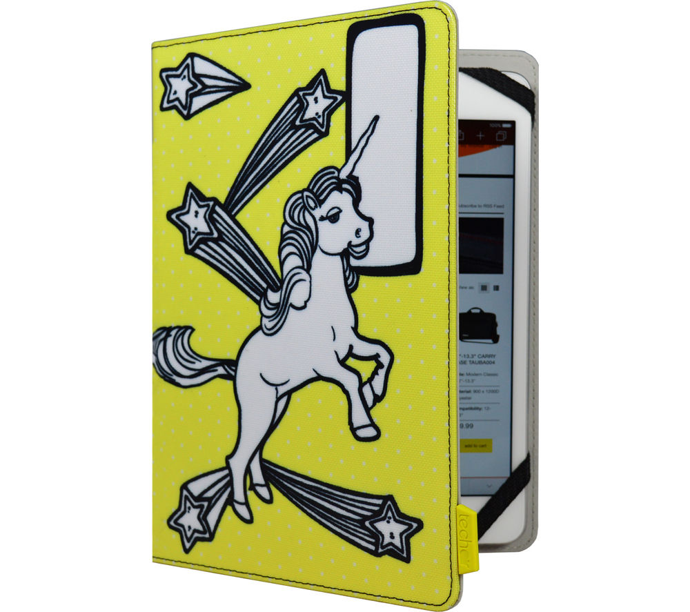 TECHAIR TAUKT010 Colour & Wipe Doodle iPad mini Case - Yellow