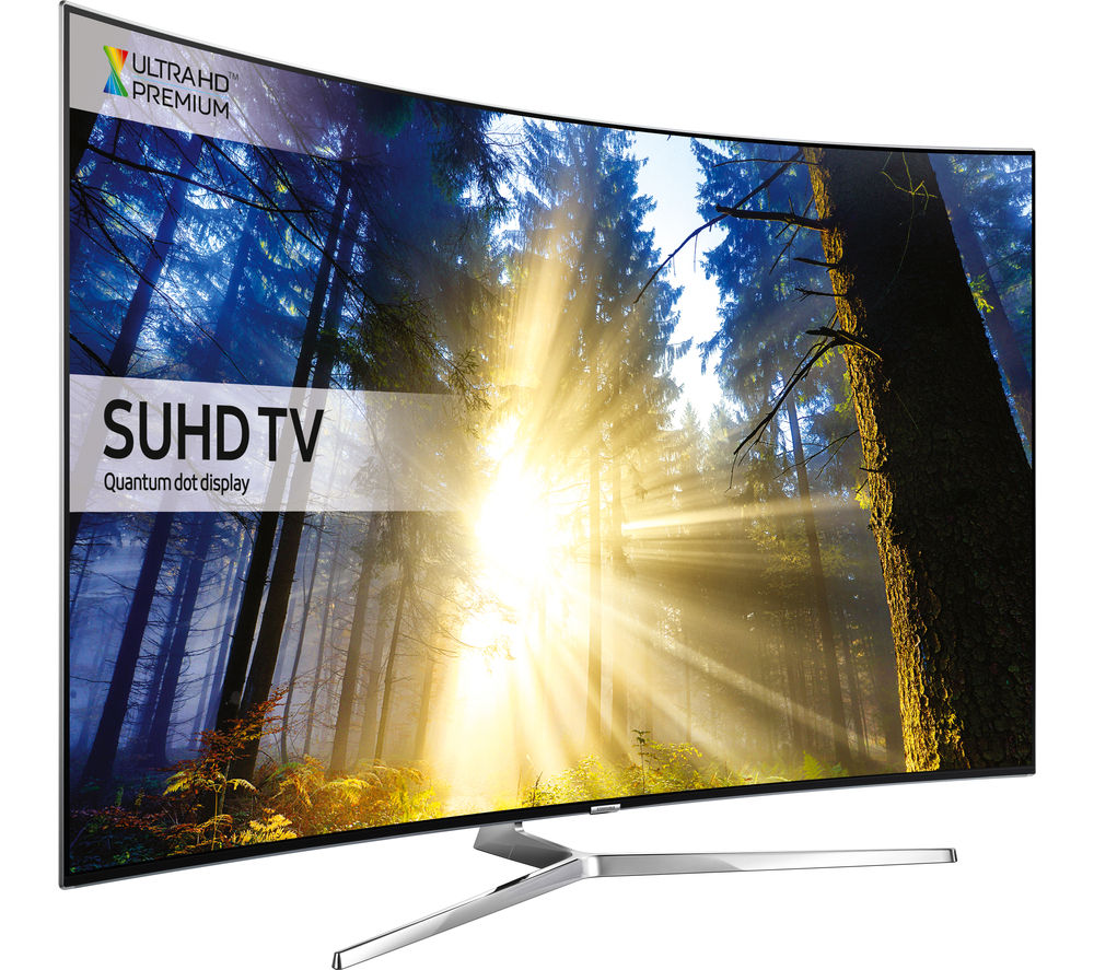 "78"" Samsung UE78KS9000 Smart 4K Ultra HD HDR  Curved LED TV"