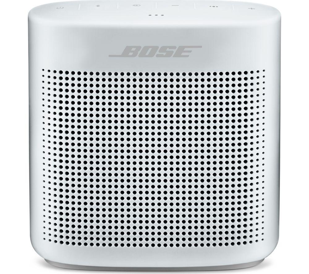 BOSE Soundlink Color II Portable Bluetooth Wireless Speaker - White