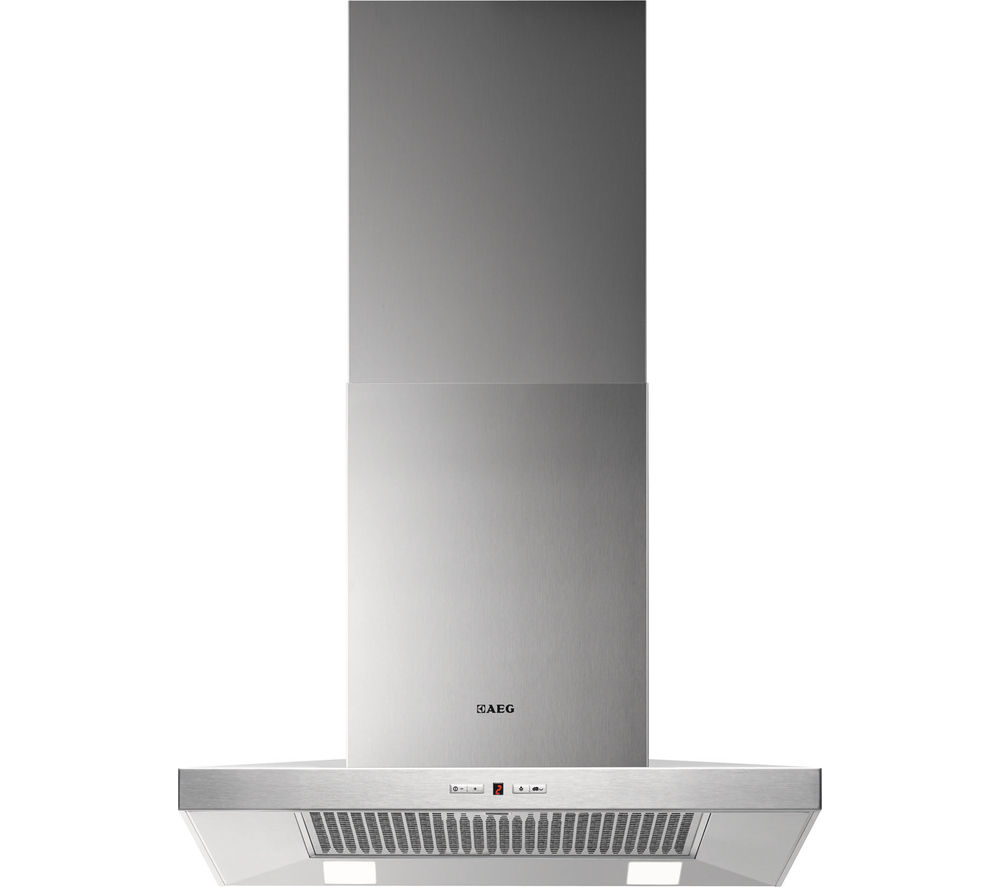 AEG  X66264MK1 Chimney Cooker Hood  Stainless Steel Stainless Steel