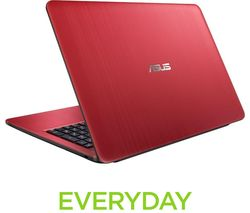 "ASUS VivoBook A540 15.6"" Laptop - Red"
