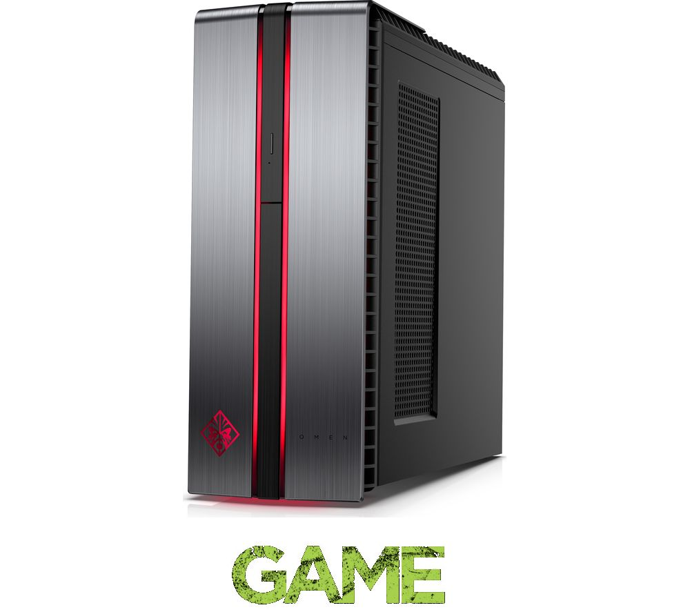 Buy HP OMEN 870-204na Gaming PC | Free Delivery | Currys