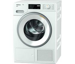 MIELE Eco TWF620WP Heat Pump Tumble Dryer - White