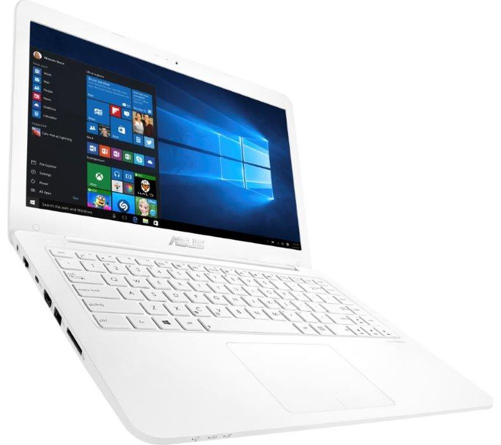 "ASUS VivoBook E402 14"" Laptop - White + Office 365 Personal"