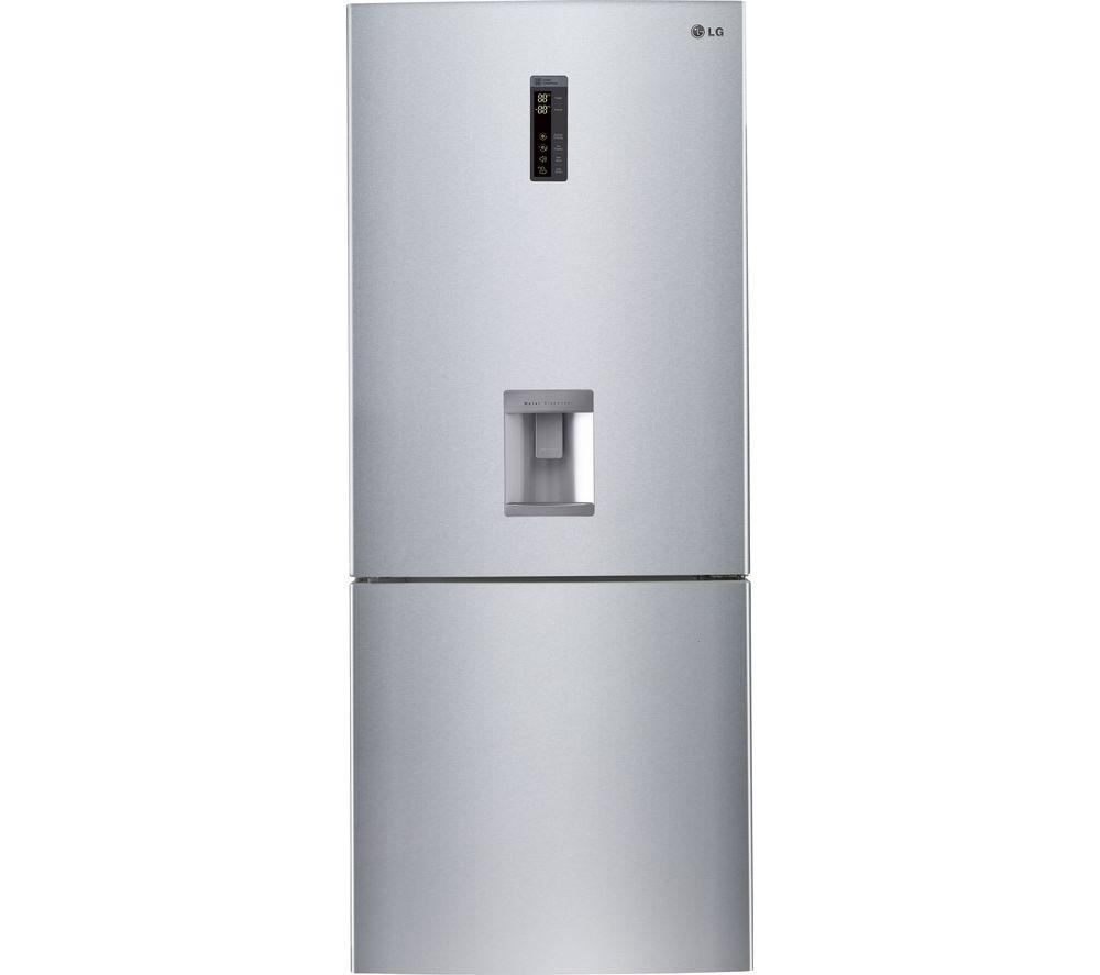 LG GBF548PZDZH 70/30 Fridge Freezer - Silver