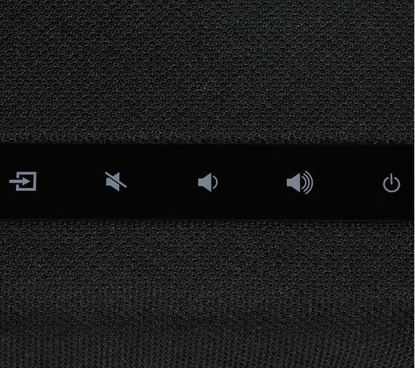 Yamaha yas107 7 1 sound bar deals pc world for Yamaha yas 107 review