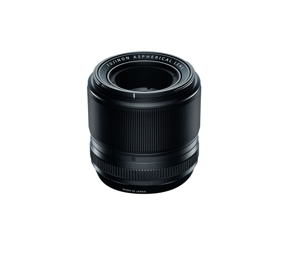 FUJIFILM Fujinon XF 60 mm f/2.4 R Macro Lens