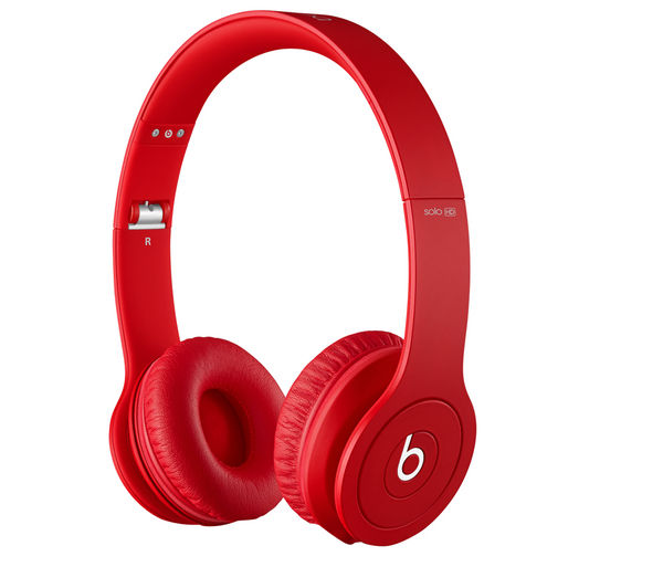 Beats Solo 2 0 On Ear Headphones Red