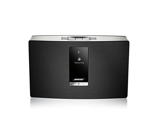 buy bose soundtouch wireless multi room speaker black white free delivery currys. Black Bedroom Furniture Sets. Home Design Ideas