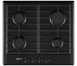 NEFF T22S32S0 Gas Hob - Black