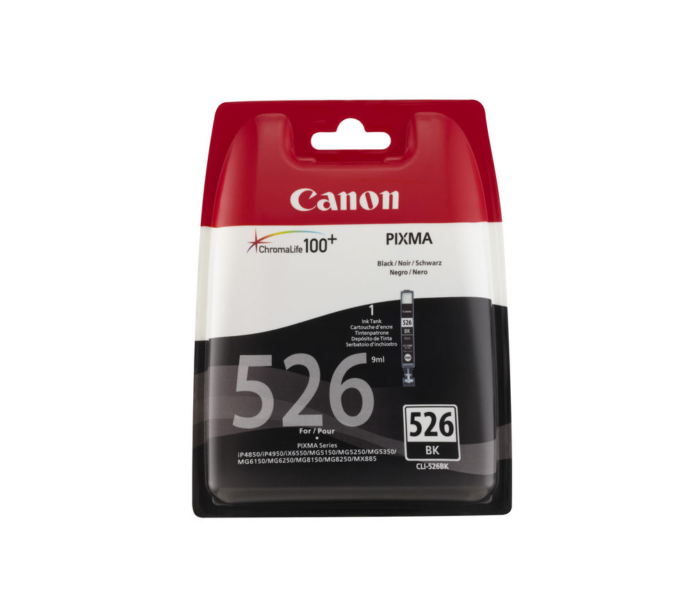 CANON CLI-526 Black Ink Cartridge