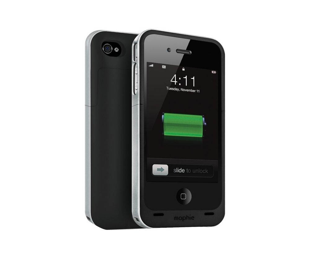 MOPHIE Juice Pack Air iPhone 4 Battery Case