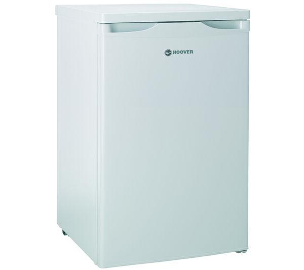 HOOVER  HFLE54W Undercounter Fridge - White +  VTV581NC Vented Tumble Dryer - White