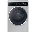 LG F12U1TCN4 Washing Machine - Silver