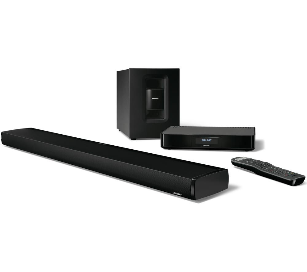 bose cinemate 130 sound bar. Black Bedroom Furniture Sets. Home Design Ideas