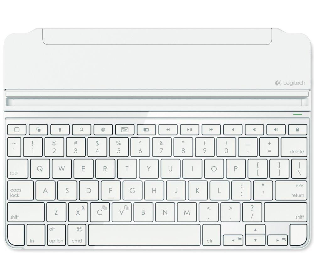 logitech keyboard for ipad air 2 manual