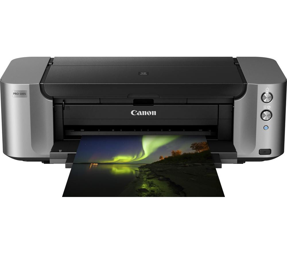 CANON PIXMA PRO-100s Wireless A3 Inkjet Printer