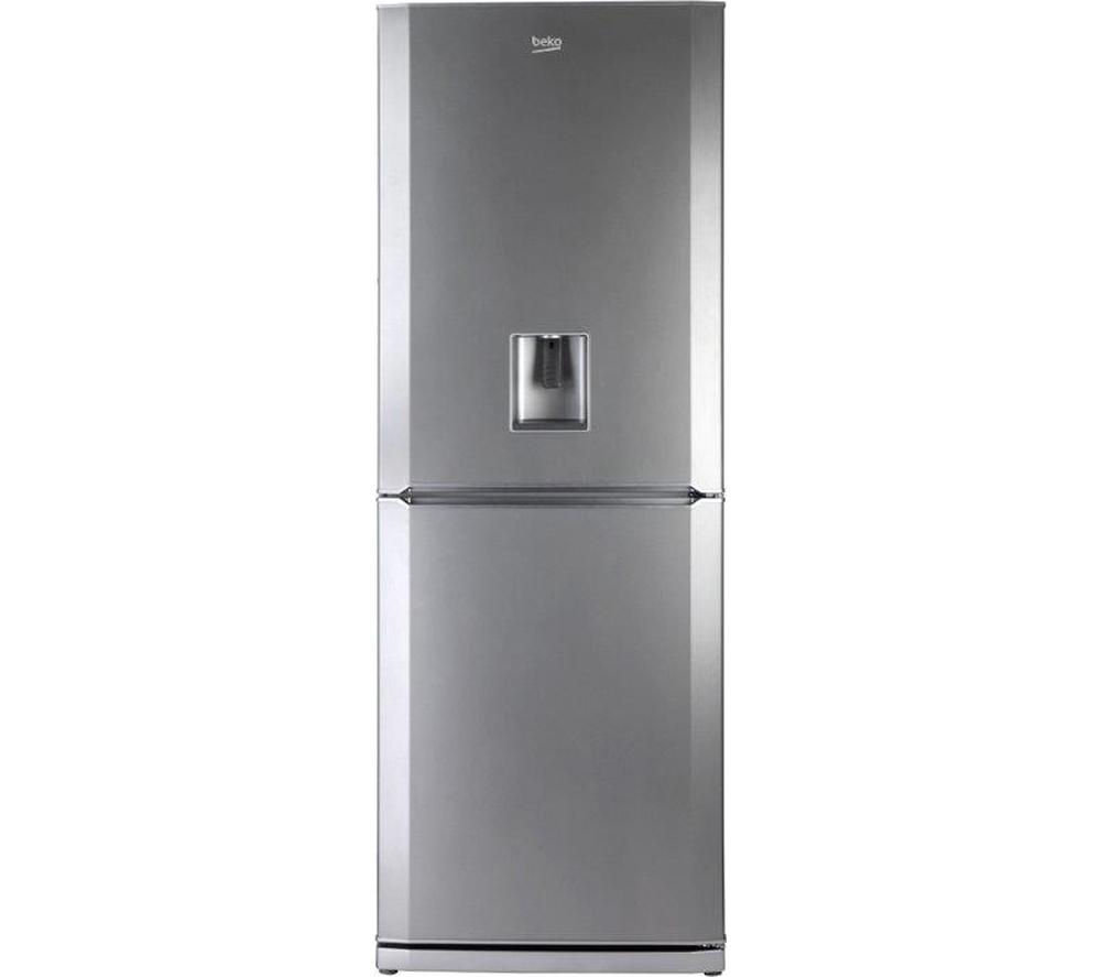 BEKO CFDL7914S 50/50 Fridge Freezer - Silver