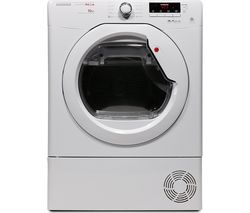 HOOVER DMCD1013B Condenser Tumble Dryer - White