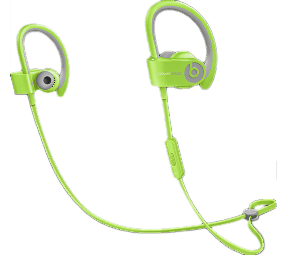 Powerbeats² Wireless Bluetooth Headphones - Green