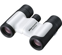 NIKON Aculon W10 8 x 21 mm Binoculars - White