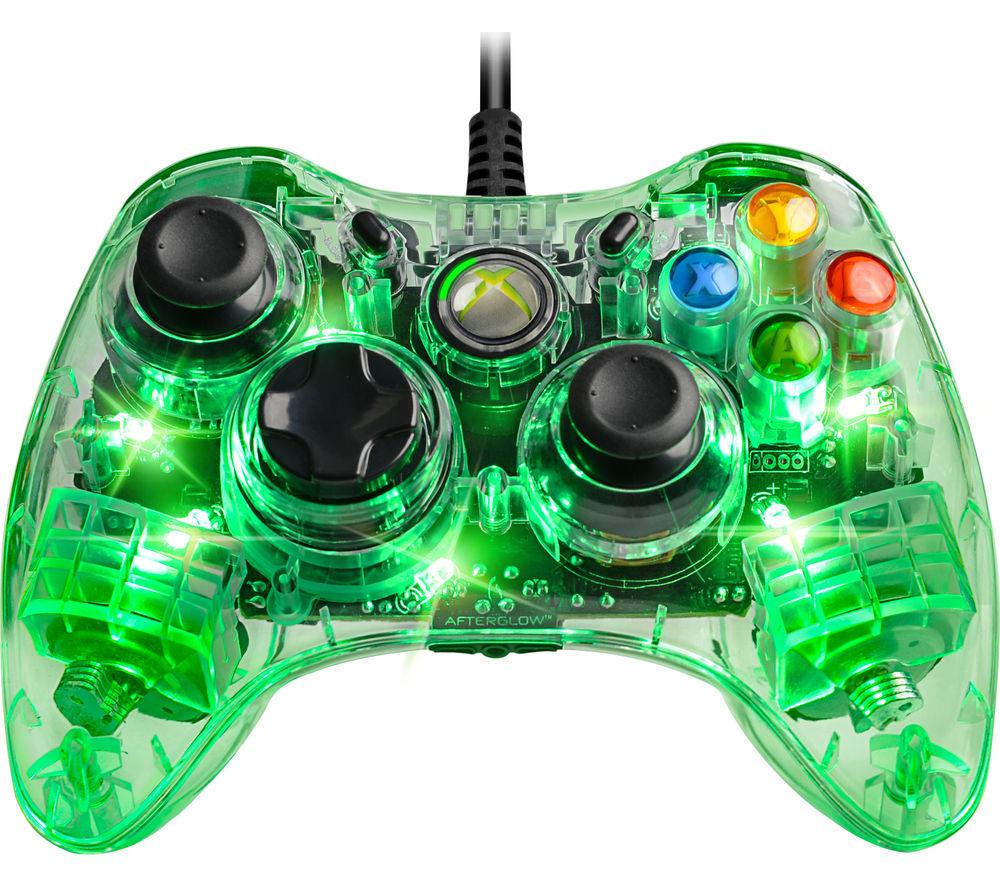 AFTERGLOW 3702EU-GR Xbox 360 Controller - Green