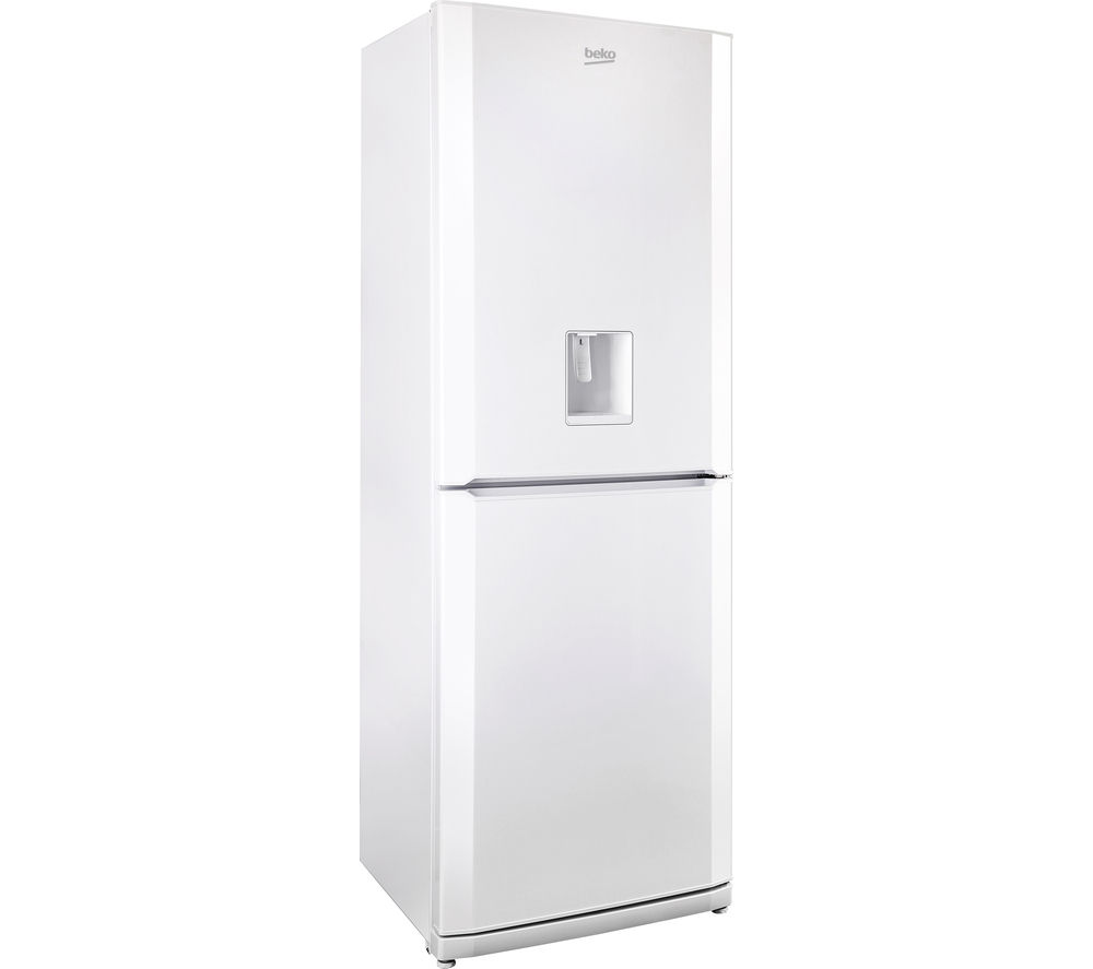 BEKO  CFDL7914W Fridge Freezer  White White