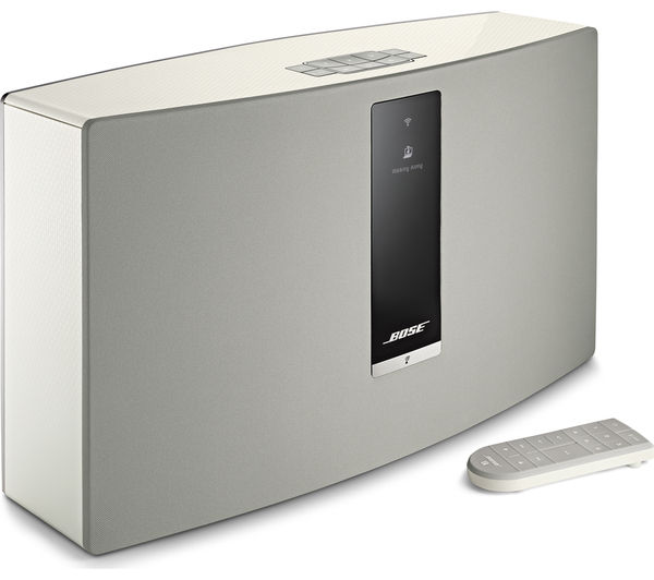 bose soundtouch 30 iii wireless smart sound multi room. Black Bedroom Furniture Sets. Home Design Ideas