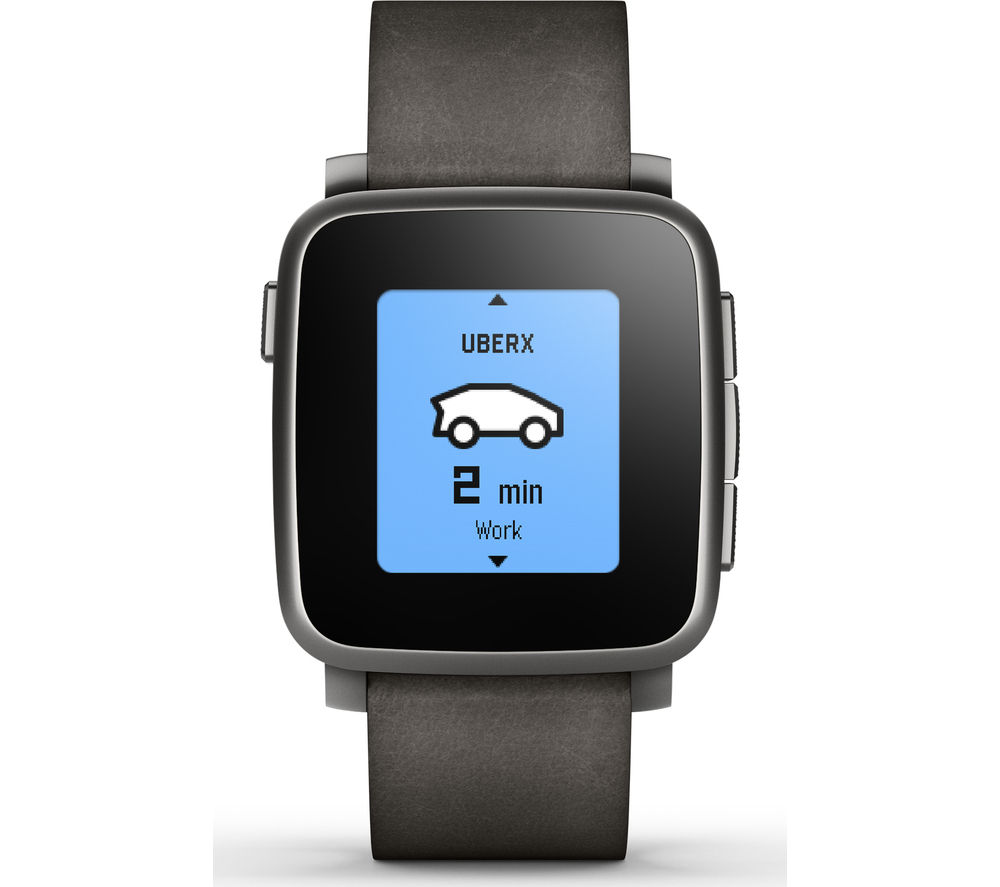 Buy PEBBLE Time Steel Smartwatch