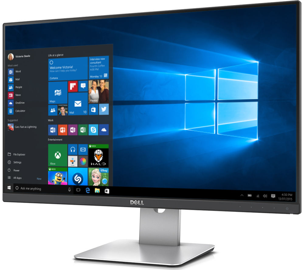 "DELL S2415H Full HD 23.8"" LED Monitor with MHL"