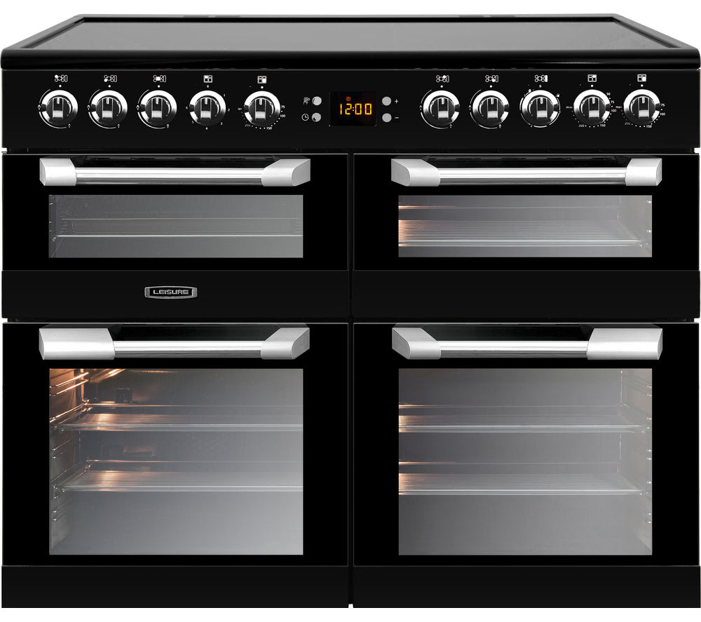 Buy Leisure Cuisinemaster Cs100c510k 100 Cm Electric Range