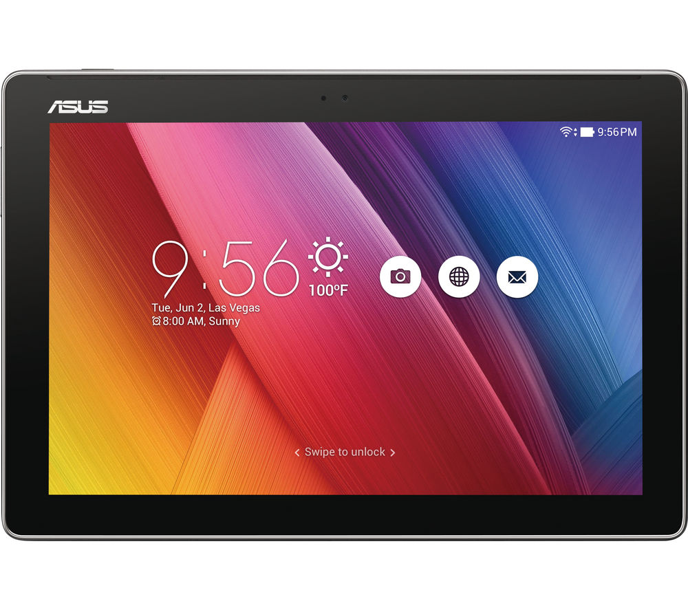 "ASUS ZenPad Z300M 10.1"" Tablet - 16 GB, Grey + LiveSafe Unlimited 2017 - 1 year"