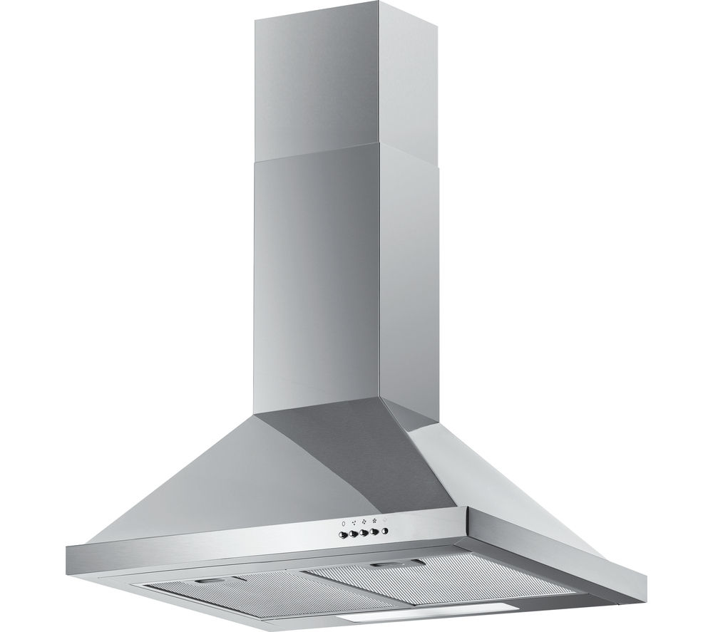 BAUMATIC F60.2SS Chimney Cooker Hood - Stainless Steel