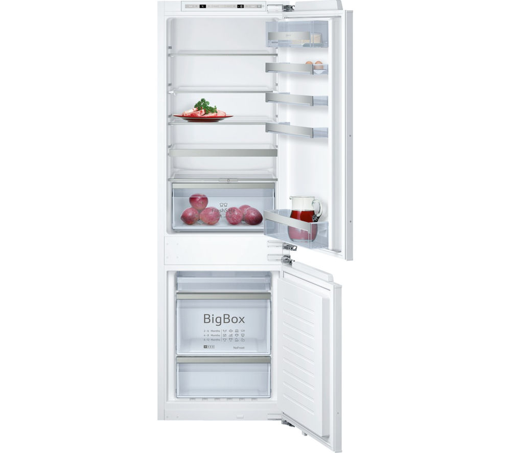 NEFF KI7863D30G Integrated Fridge Freezer