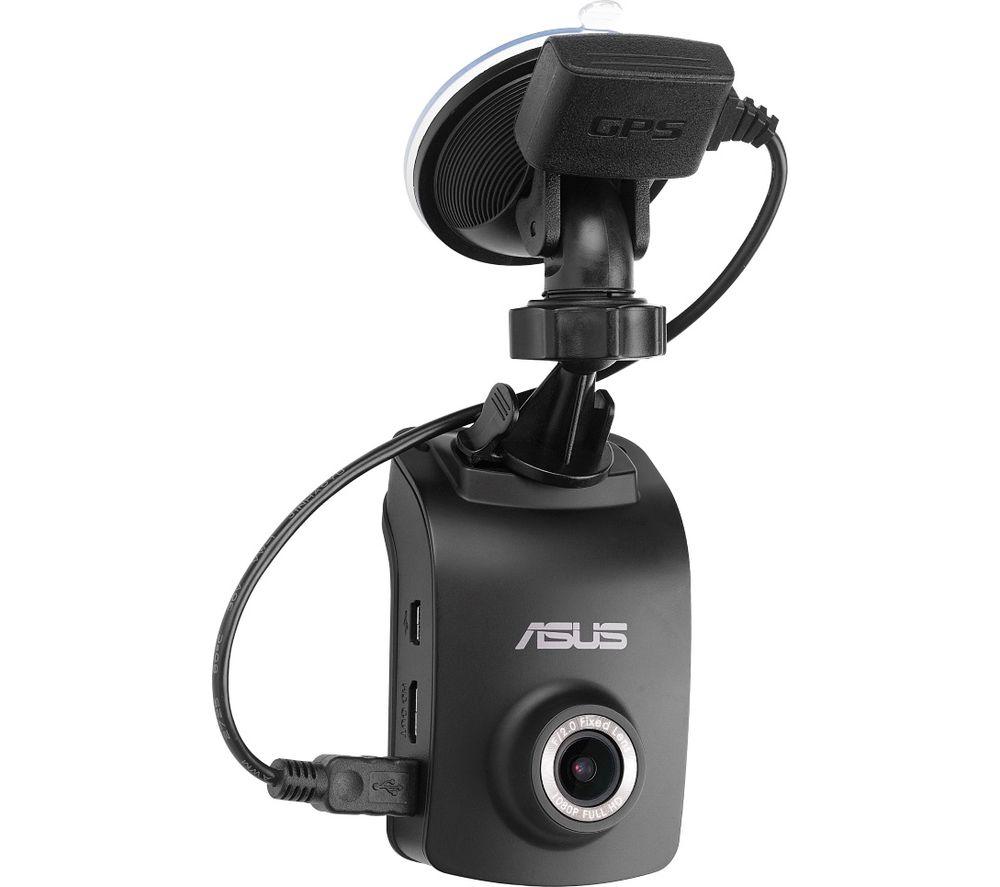 ASUS Reco Classic Dash Cam - Black